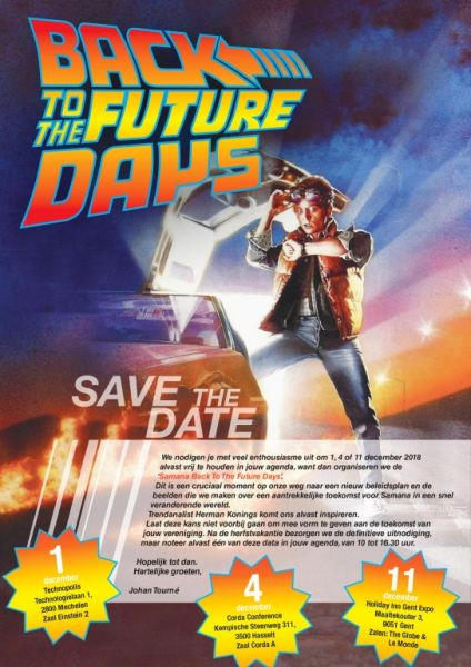 Samana Back to the Future days